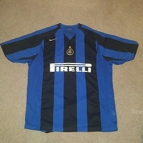new arrival 8d7ee 952fa Inter Milan soccer Jersey 2005-2006